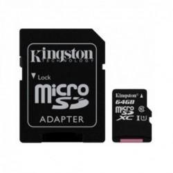 Tarjeta microSDXC 64GB...