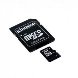 Tarjeta microSDHC 8GB Clase...