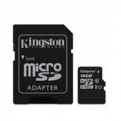 Tarjeta microSD HC 16GB...