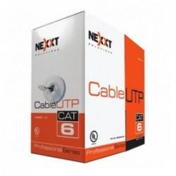 Cable UTP Cat 6 Certificado...